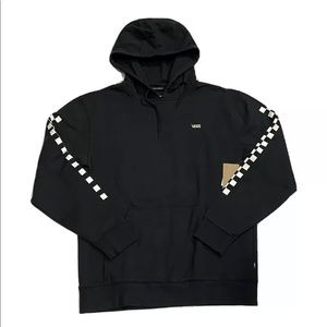 Vans Checker Pullover Hoodie Sweater